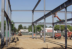 structural steel fabrication, general industrial general construction